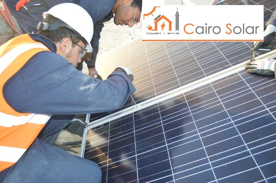 cairo-solar-installation